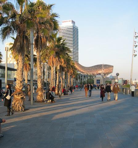 Барселонета в Барселоне